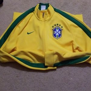 Nike Brazil jacket
